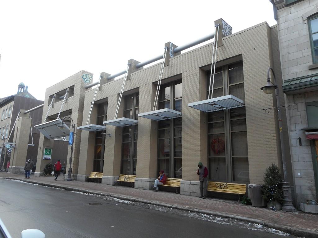 Caisse Desjardins in Limoilou, Quebec
