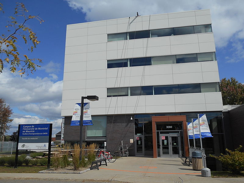 Regional Hospital, Trois-Rivières, Quebec, Canada