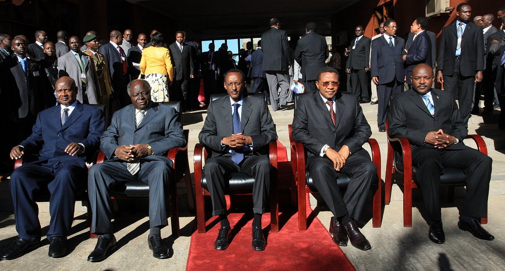 East African Community Heads of State