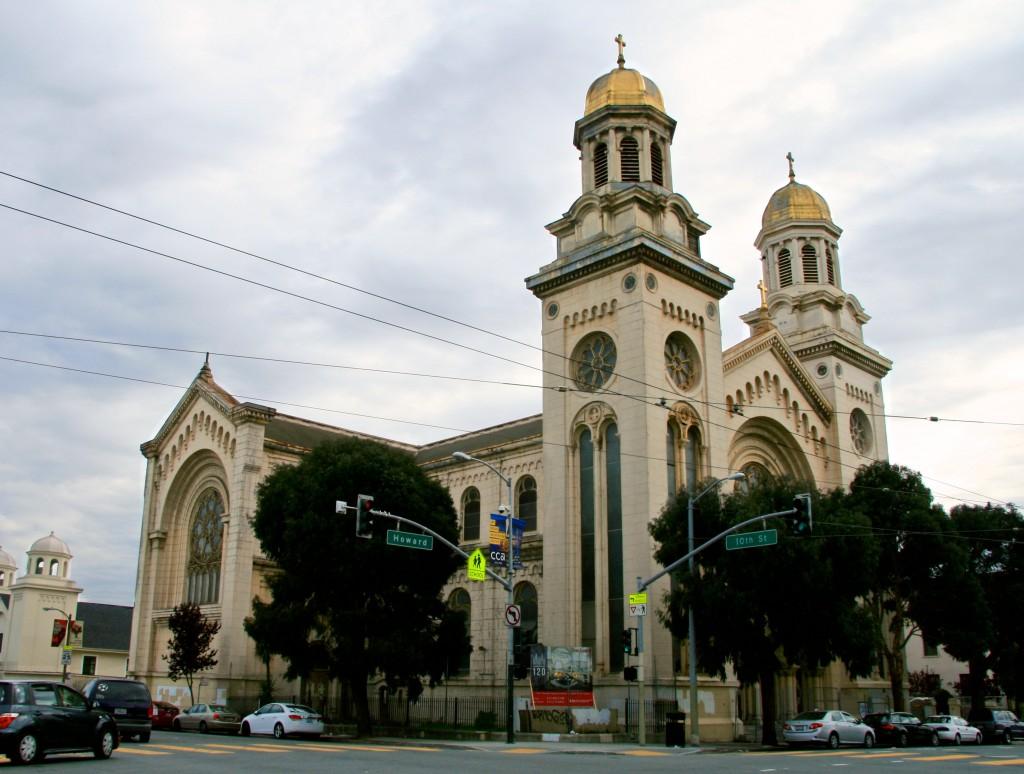 St. Josephs Church, San Francisco, California