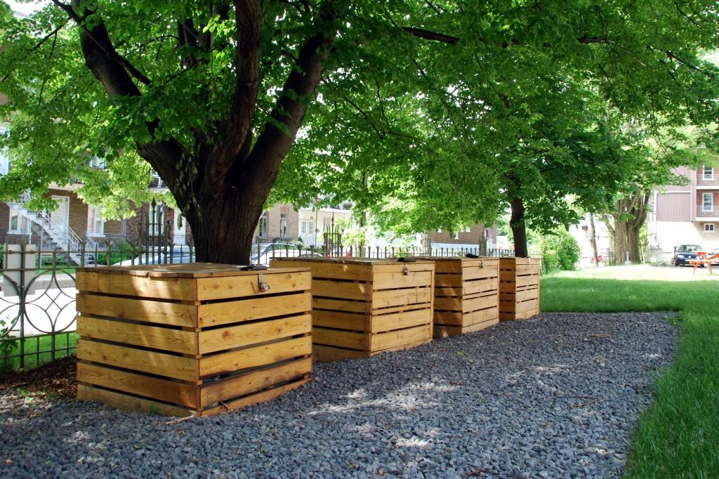 Urbanus Compostus Community Compost, Quebec, Canada