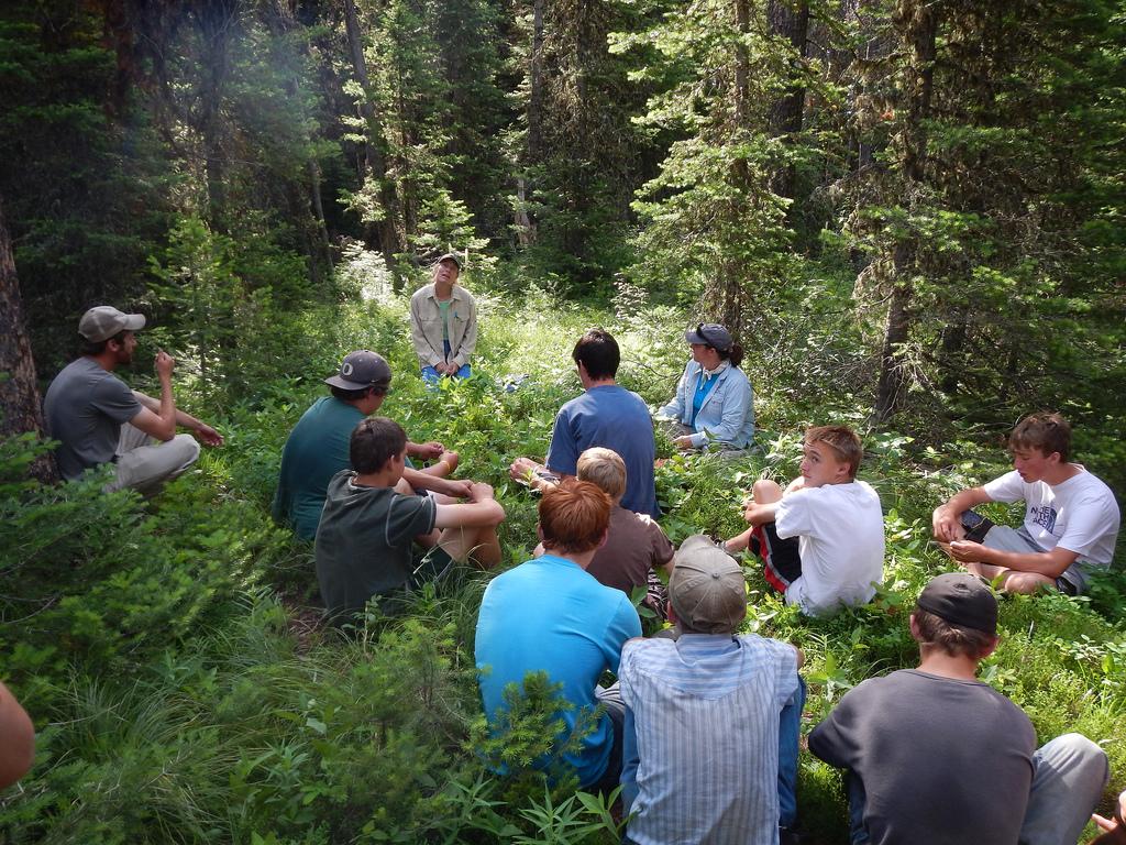 Amphibian Monitoring at Heart Lake - YFMP