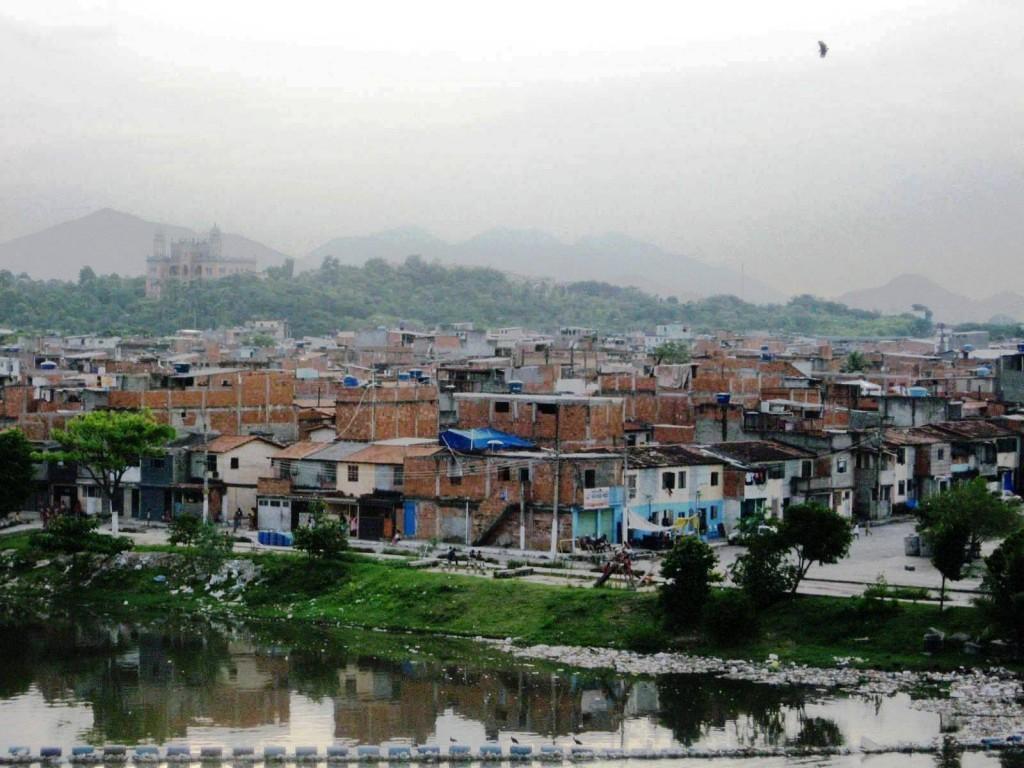 Maré Favela, Rio de Janeiro, Brazil