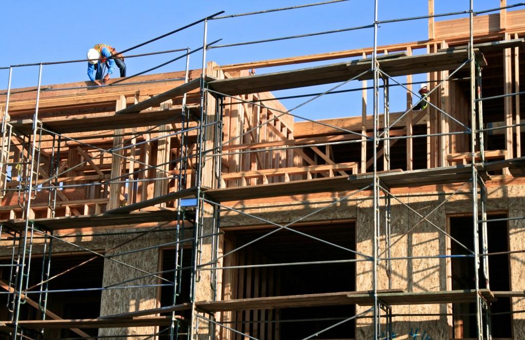 Housing Construction Site, Oakland, California