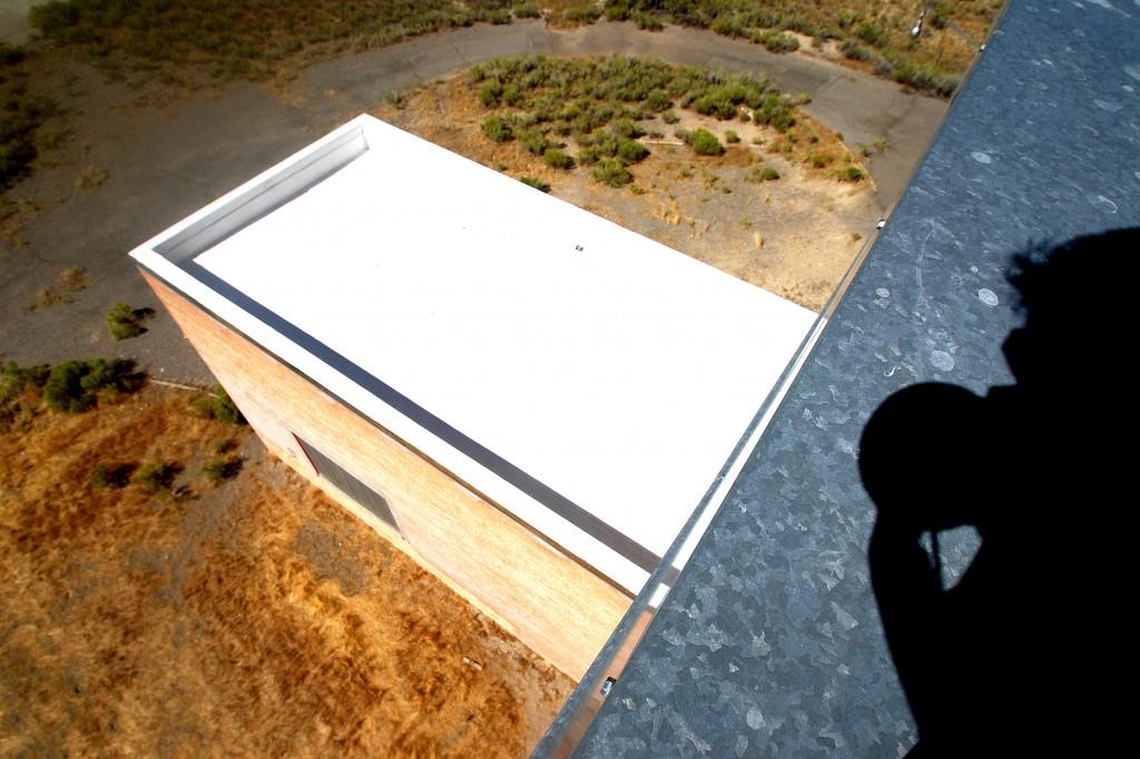 Cool Roof at Idaho National Library