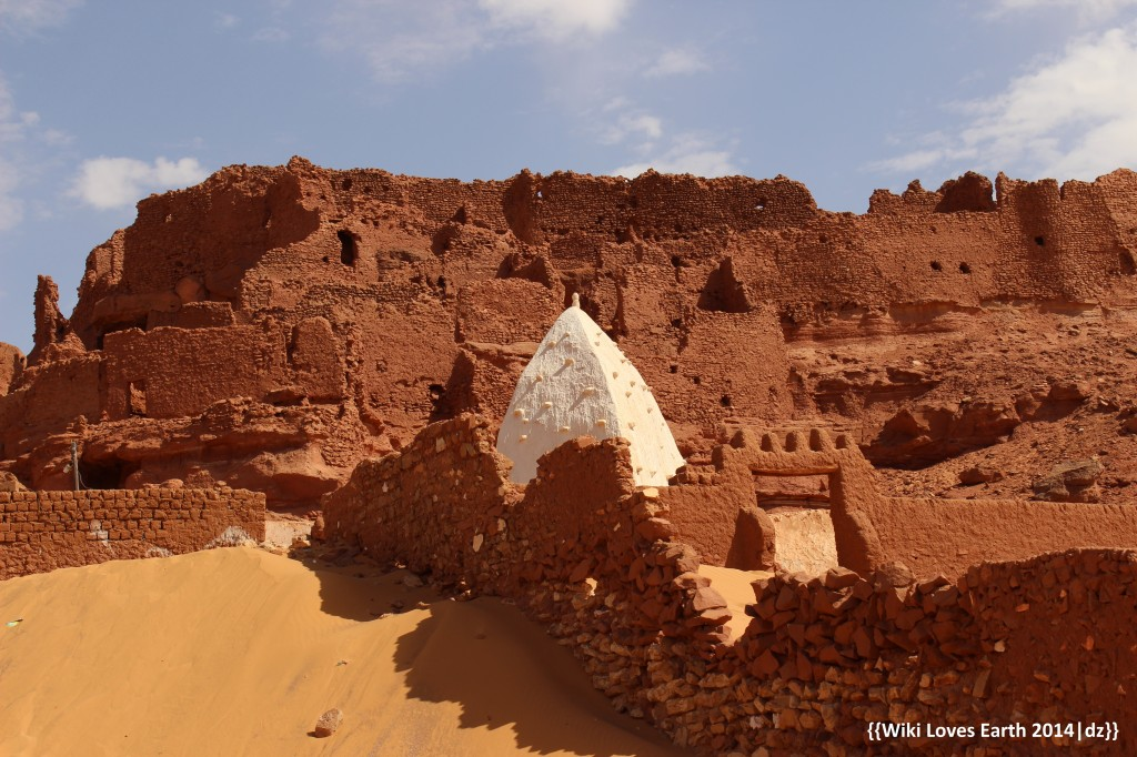 Traditional Ksour Constructions in Adrar province, Algeria