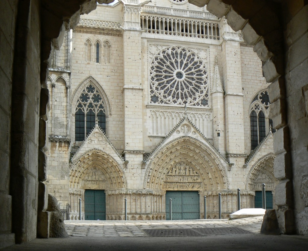 Poitiers Cathedral, Poitiers, France