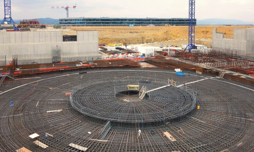 Foundation of the International Thermonuclear Reactor (ITER)
