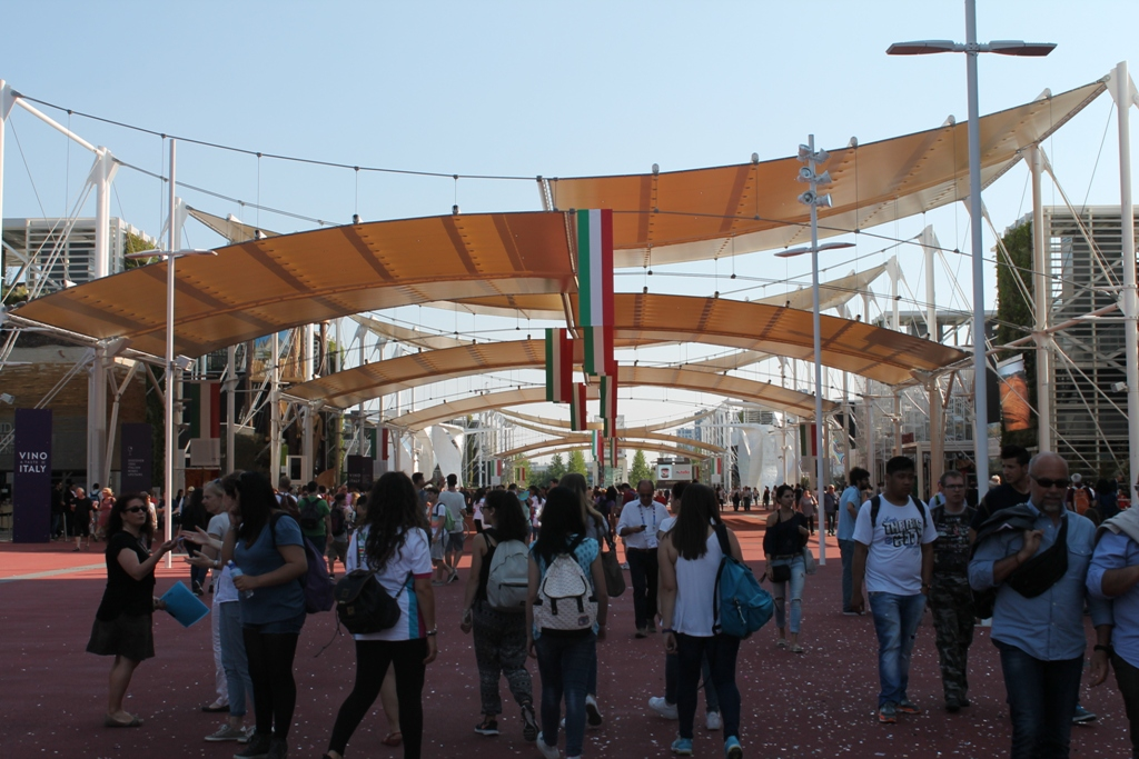 Expo 2015, Milan, Italy, World Fair 2015