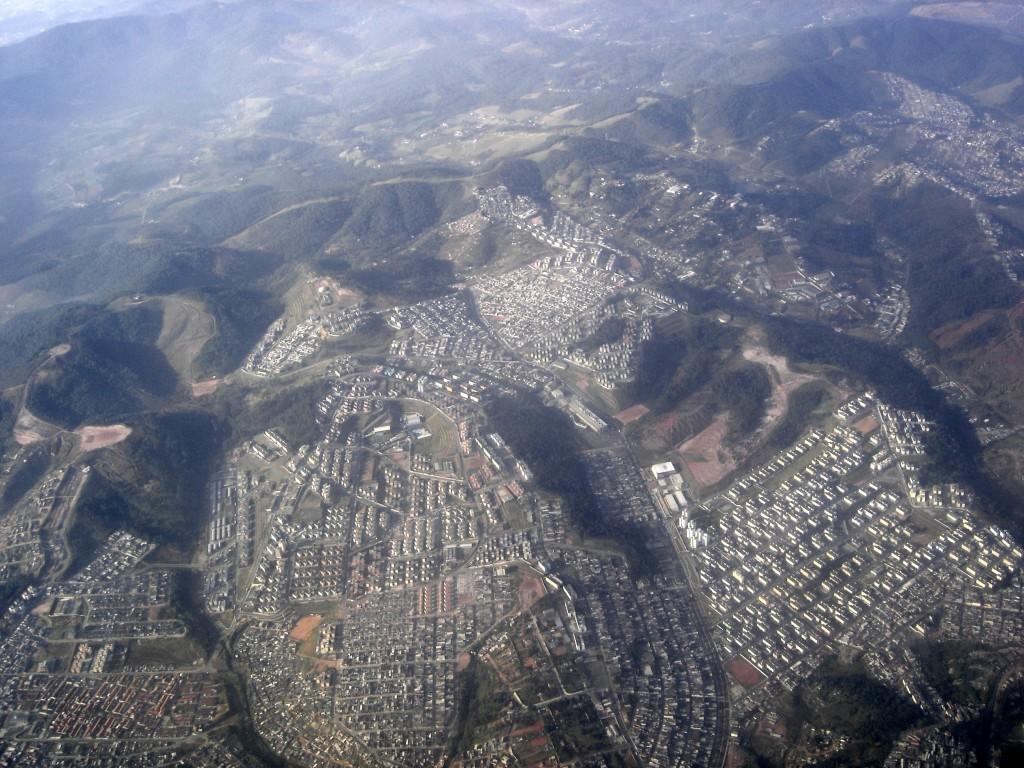 Cidade Tiradentes, São Paulo, Brazil