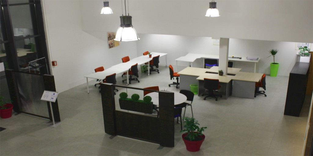 Coworking Space in Toulouse, France