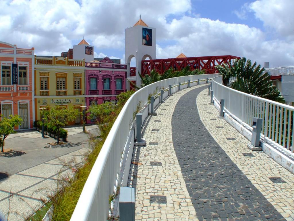Centro Cultural Dragão do Mar, Brazil