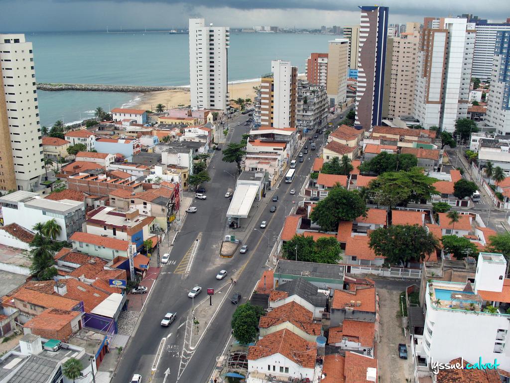Poco Da Draga, Fortaleza, Ceara, Brazil