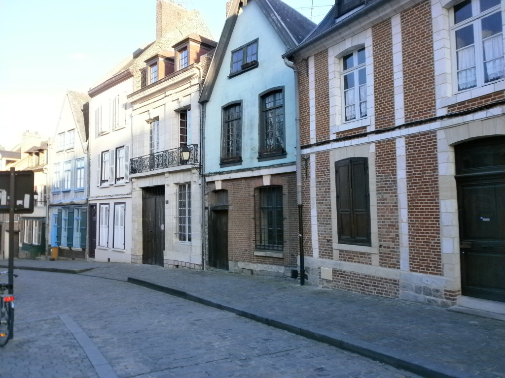 Homes in Amiens, France