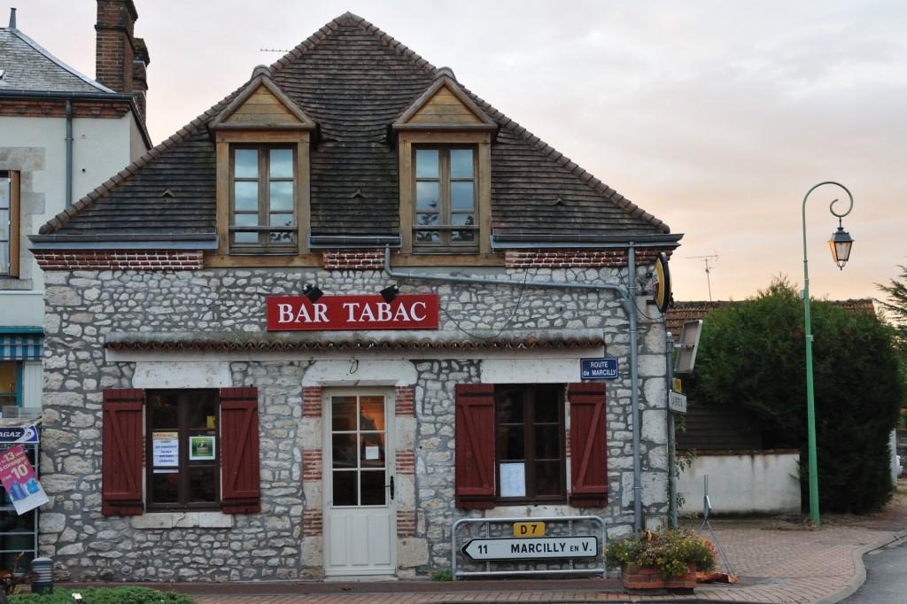 Bar Tabac, Delle, France