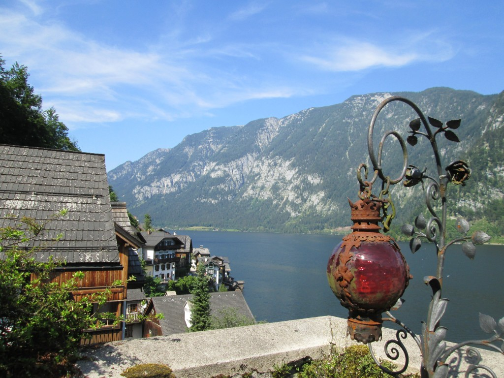 Hallstatt, Austria has a copycat city in Guangdong Province, China