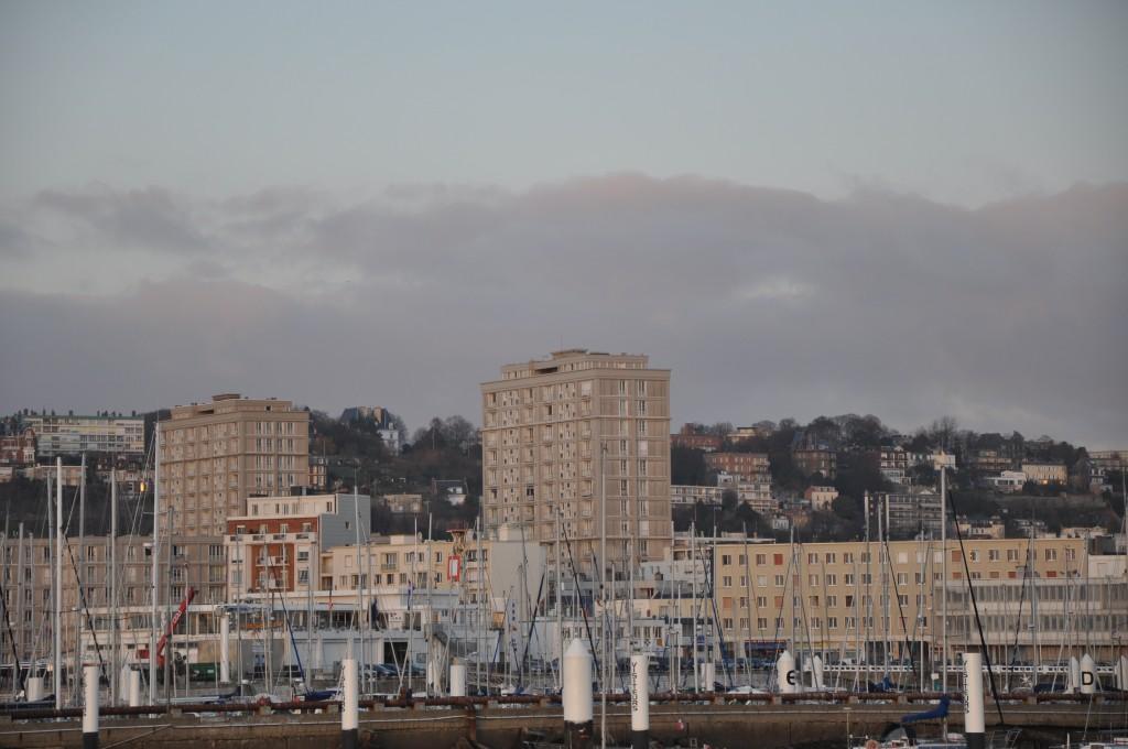 Porte-Océane, Le Havre, France