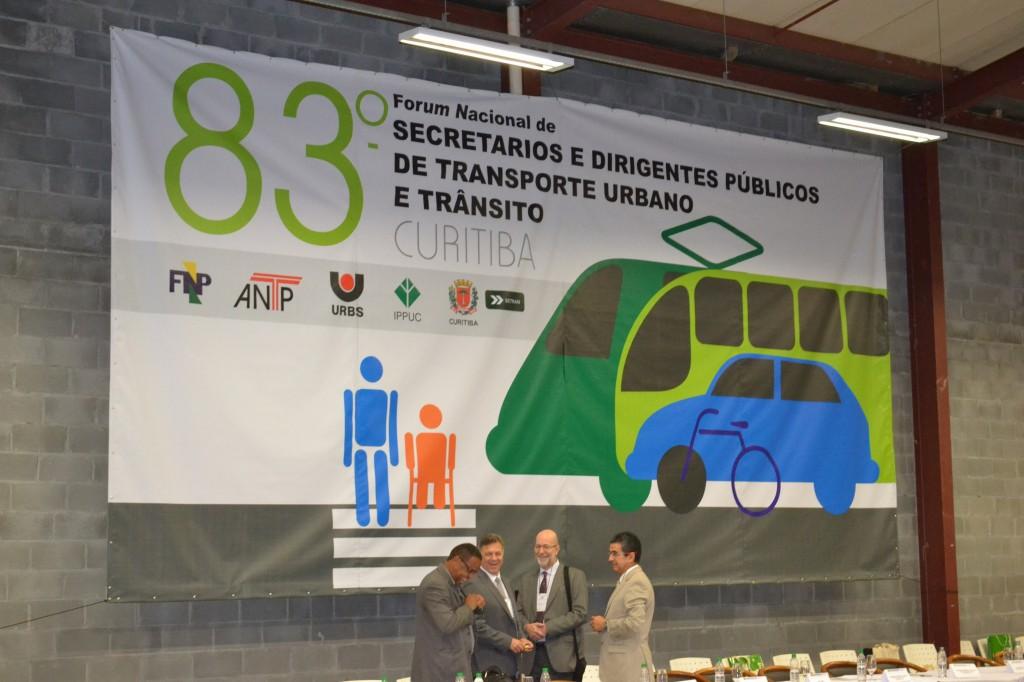 Curitiba, Brazil transport quality survey