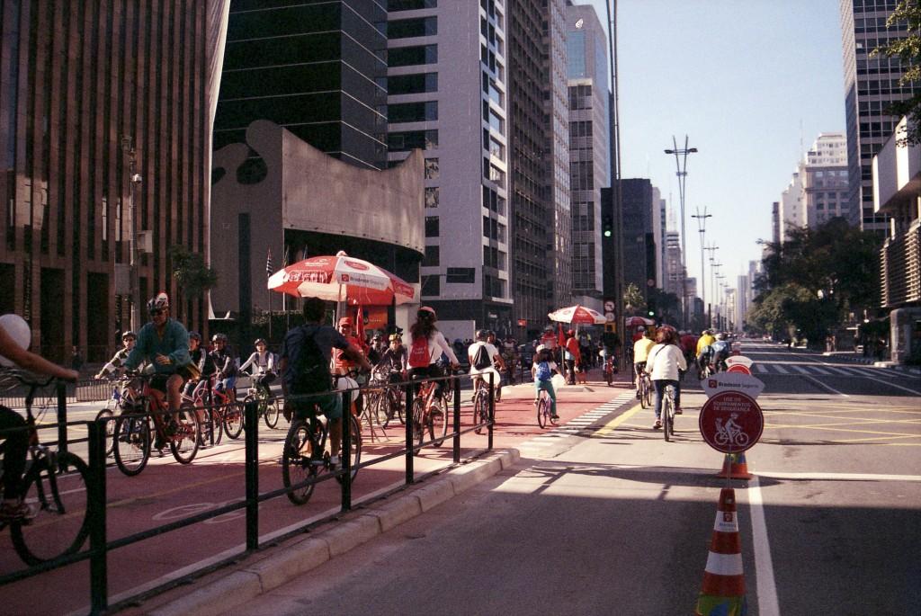 Ciclovia Paulista, Brazil