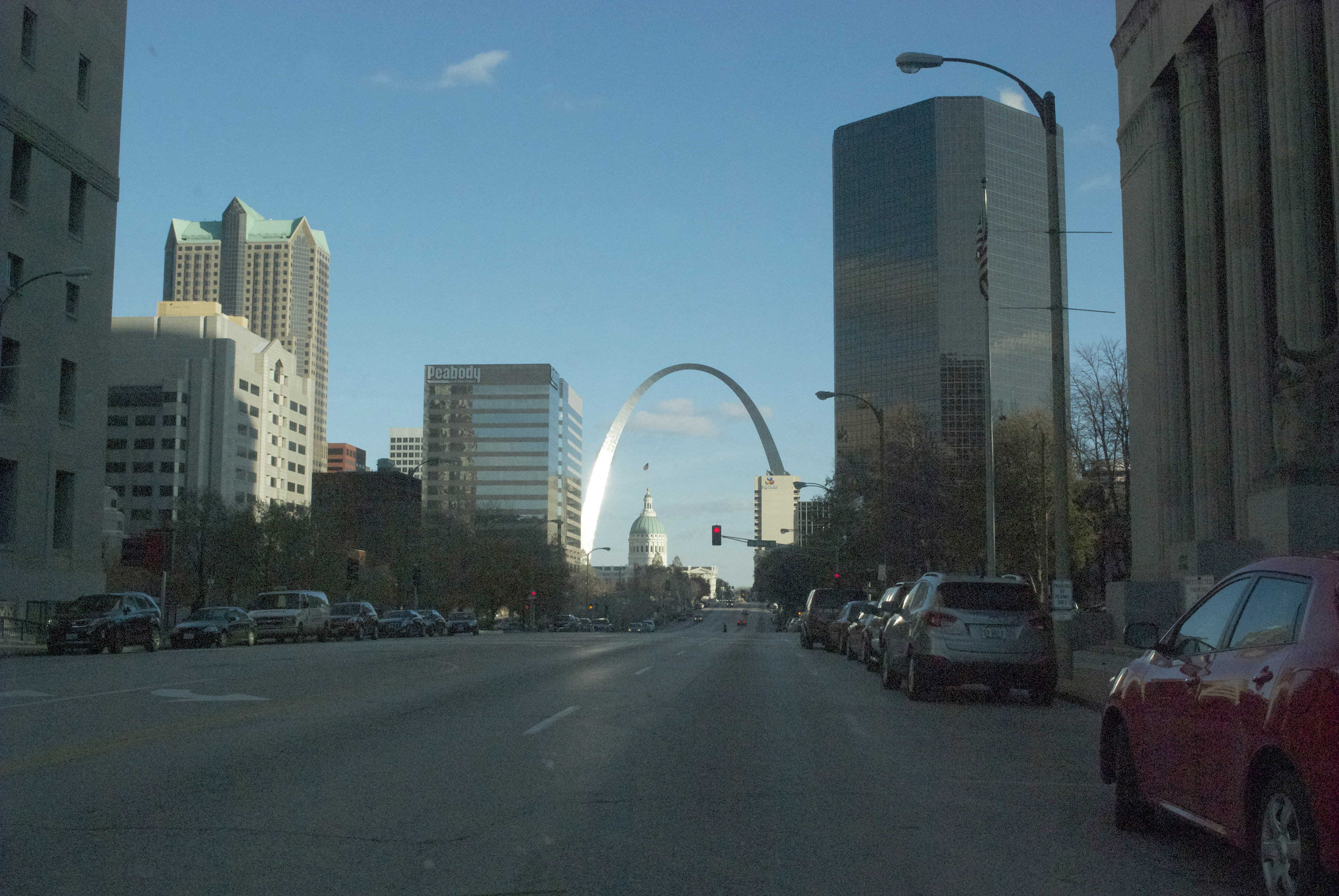 Downtown, St. Louis, Missouri