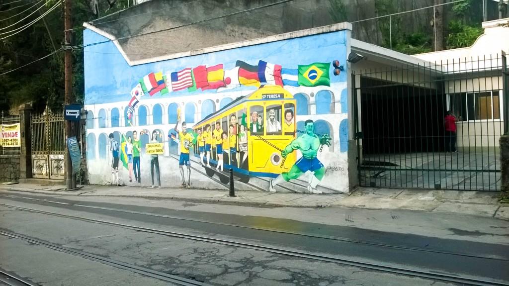 Queremos nossa bonde, Rio de Janeiro, Brazil
