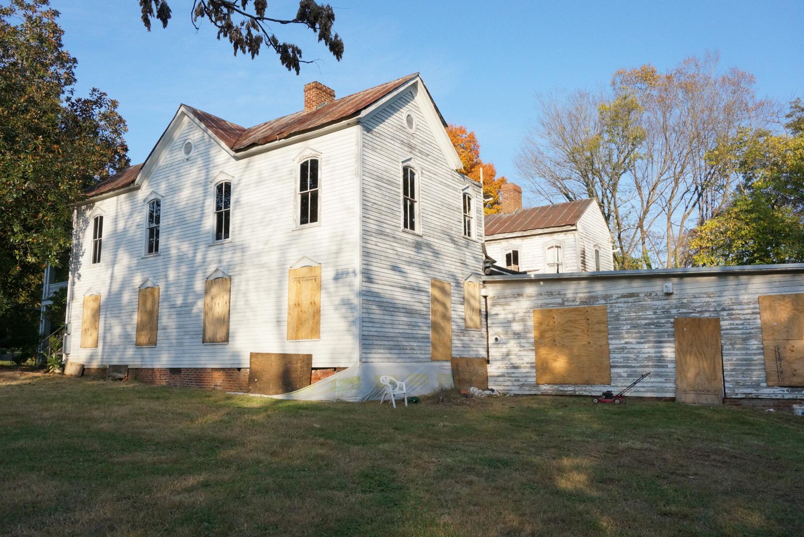 Historic Colonial Inn, Hillsborough, Orange County, North Carolina
