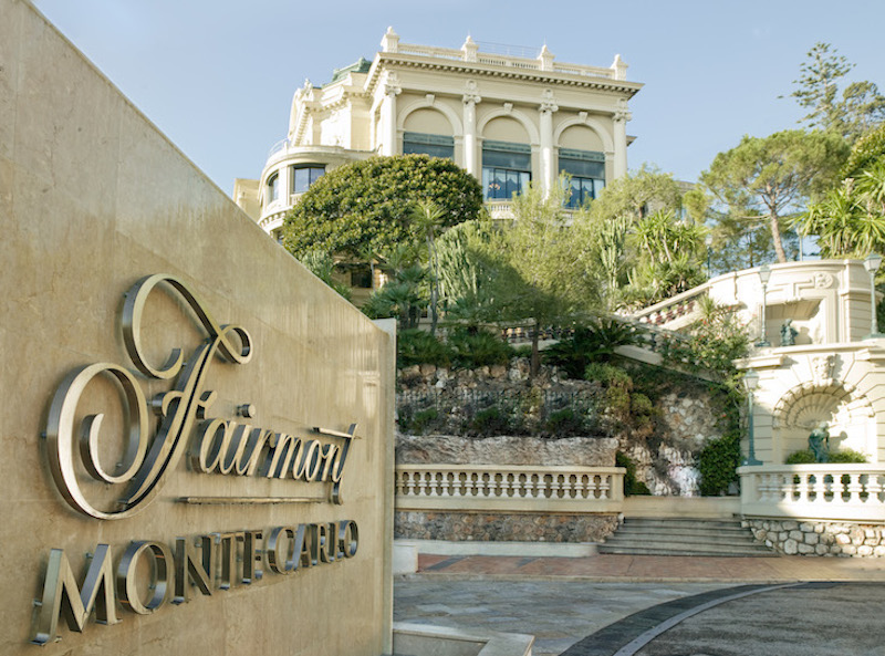 Fairmont Monte-Carlo Offers Electric Vehicles for Tourists in Monaco, France