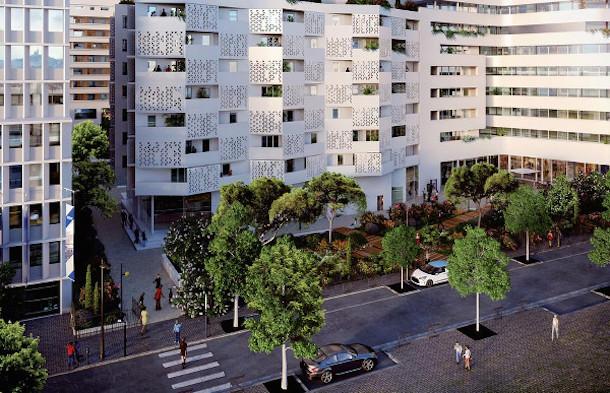 Smartseille EcoDistrict in Marseille, France