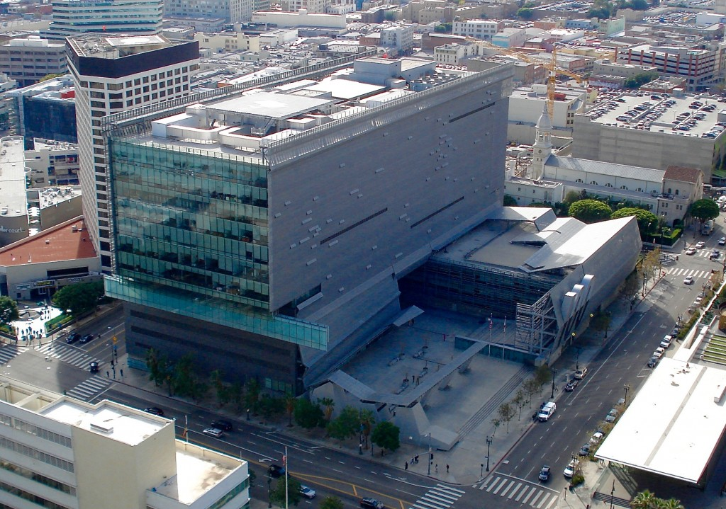 LEED Projects in LA Continue to Grow: Caltrans District 7 HQ, Los Angeles, CA, USA