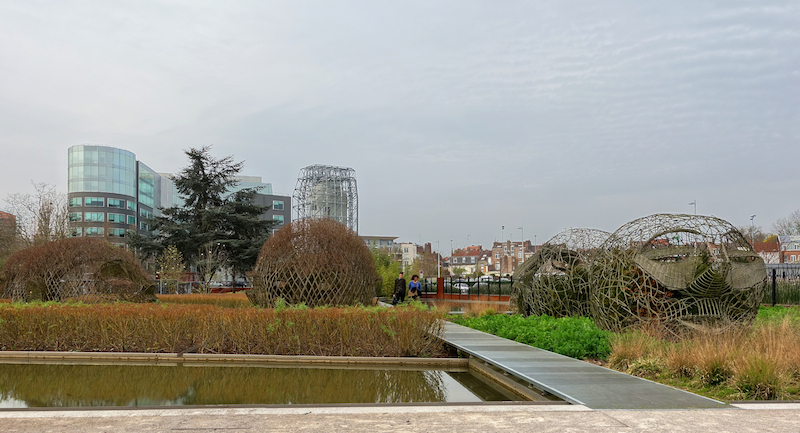 Parc des géants, Lille, France