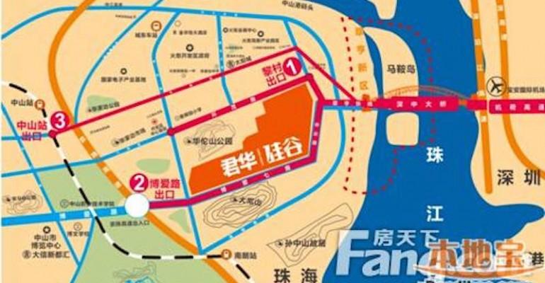 Denmark's COWI Company Wins Shen-Zhong Corridor Design Contest in Guangzhou, China