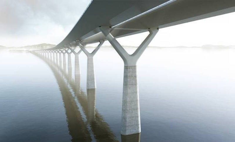 Shen-Zhong Corridor Designs, Bridge design, Guangdong, China