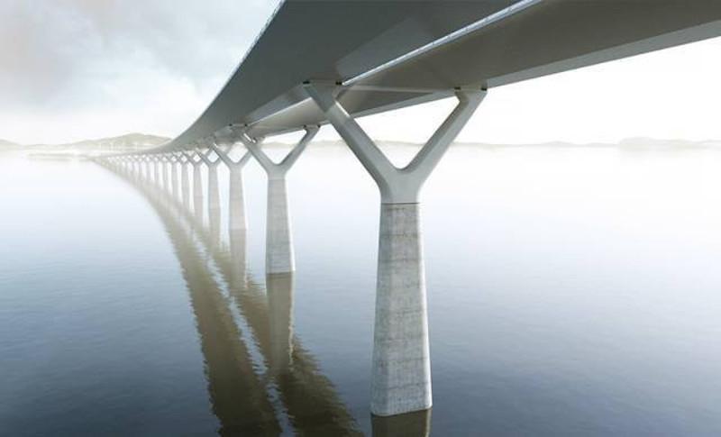 Shen-Zhong Corridor Designs, Bridge design, Guangdong, China
