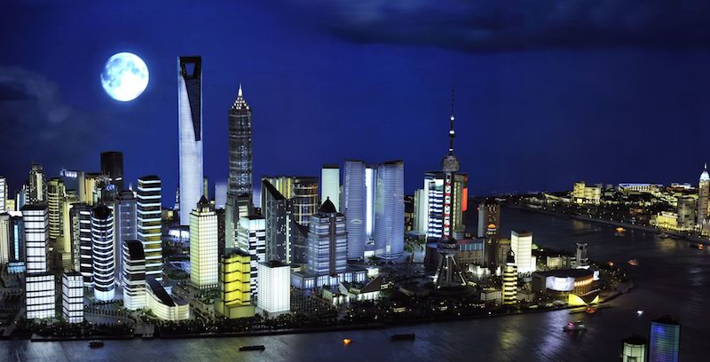 Shanghai Wins First Place in 2016 China Green Building City Ranking