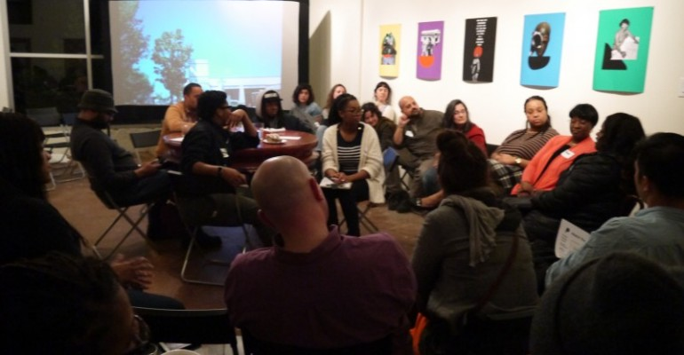 Grassroots Community Planning Initiative Gives Voice to Portland Black Community