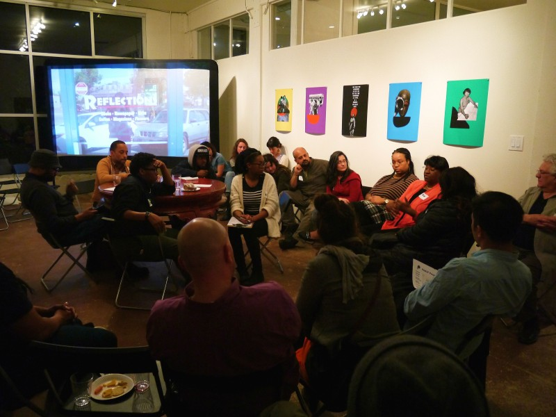 Portland African American Leadership Forum (PAALF) meeting in Portland, Oregon.