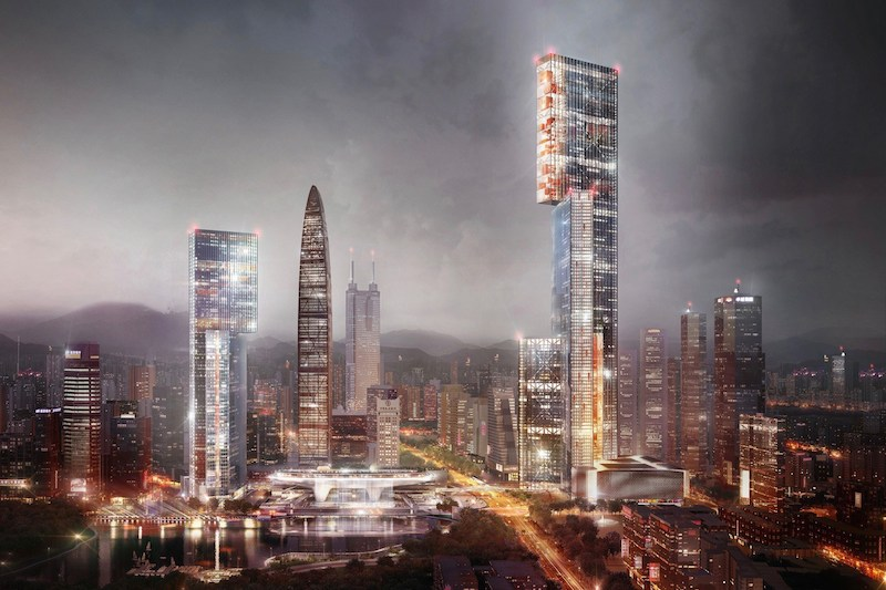 Largest Architectural Complex in China's Pearl River Delta Revealed