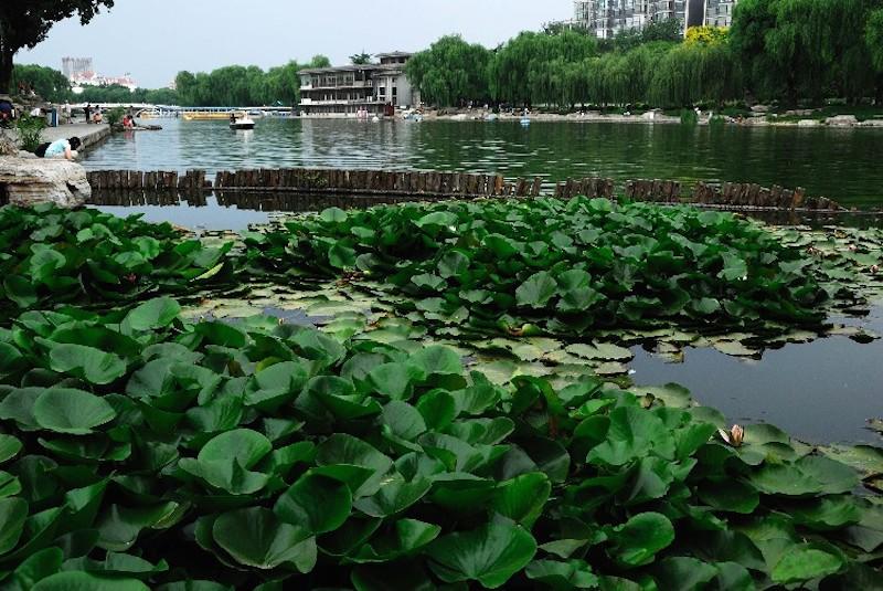 Taoranting Park, Beijing, China