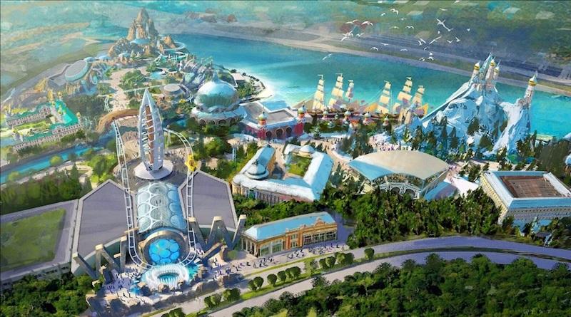 Ocean Park Hong Kong Hotel Development