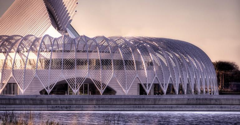 Santiago Calatrava's Florida Polytechnic University Campus Reflects a Culture of Innovation