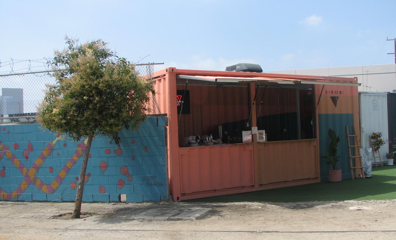 Shreebs Coffee, Los Angeles, California, United States