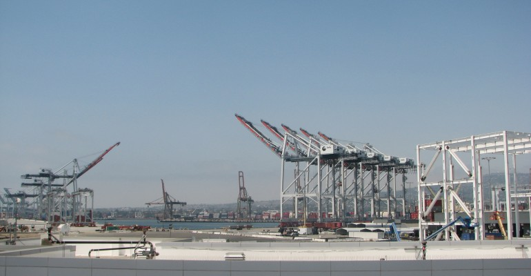Los Angeles Ports Face Large Infrastructural Challenges to Keep Up with Rise of a New Age of Megaships