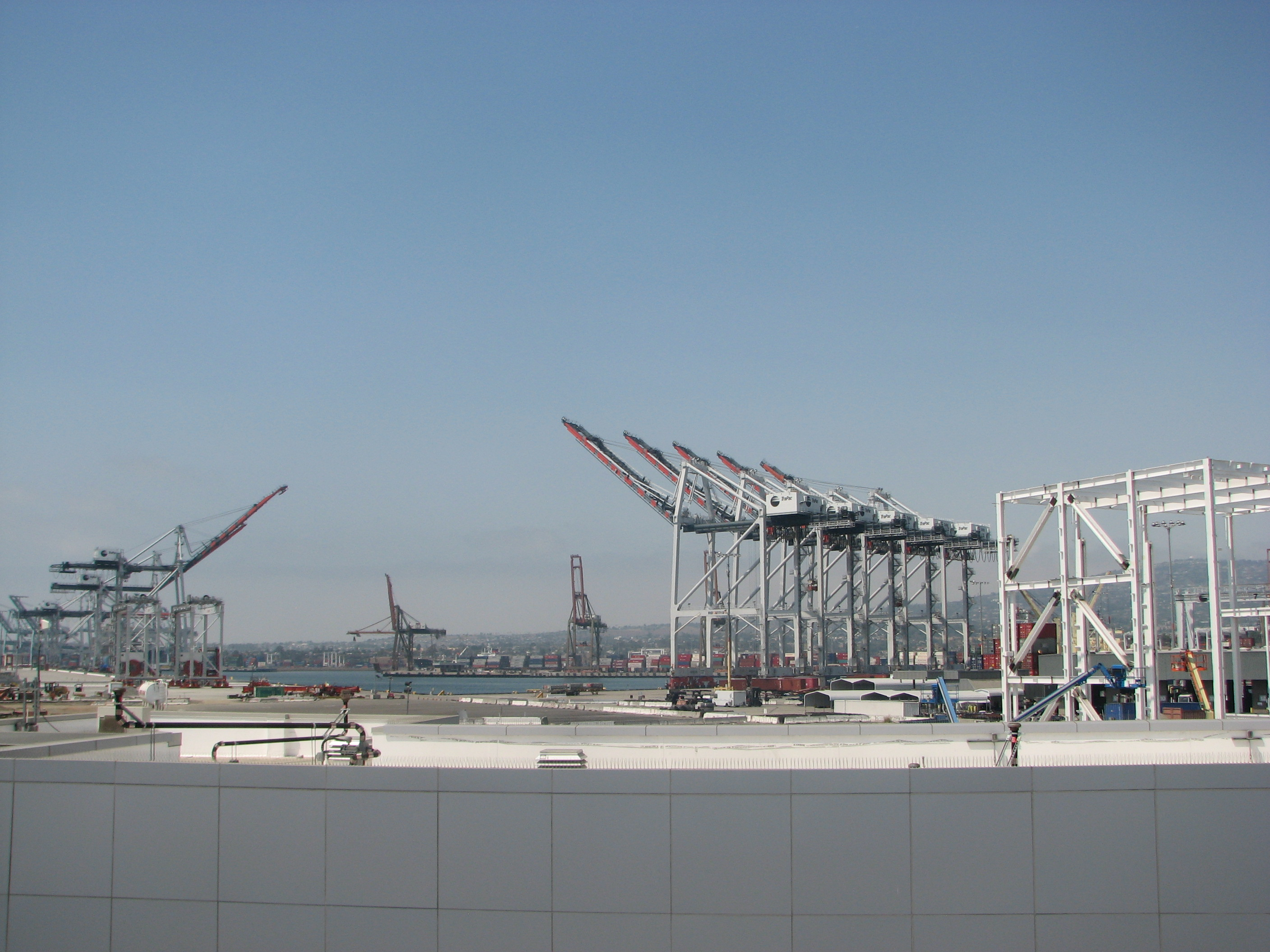 Port of Los Angeles, San Pedro, California, United States