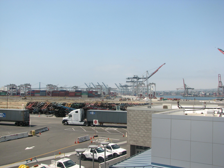 Port of Los Angeles, San Pedro, California, United States