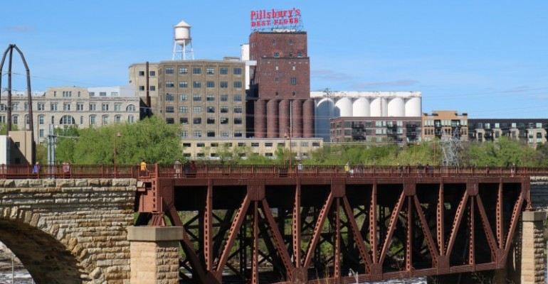 "A-Mill Artist Lofts Supports Artists and Preserves the History of ""Mill City"" Minneapolis"
