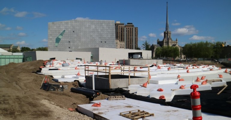 The Walker Art Center & Minneapolis Sculpture Garden Develop a 19-Acre Arts Campus