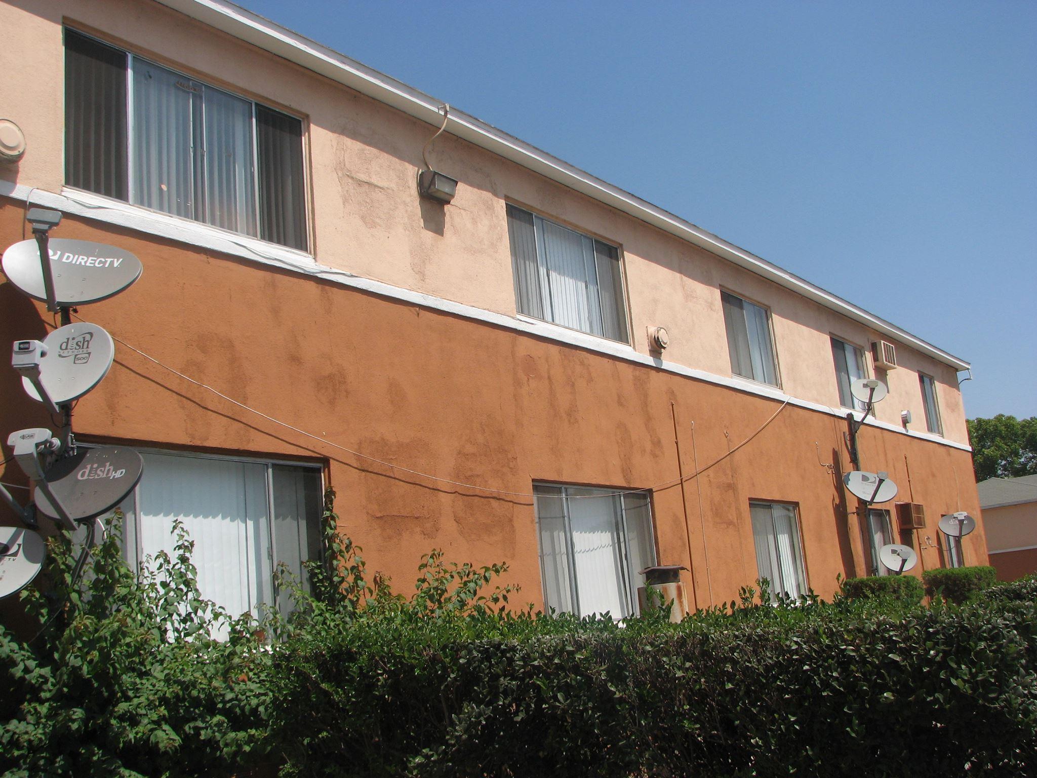 Wyvernwood Apartments, Los Angeles, California, United States