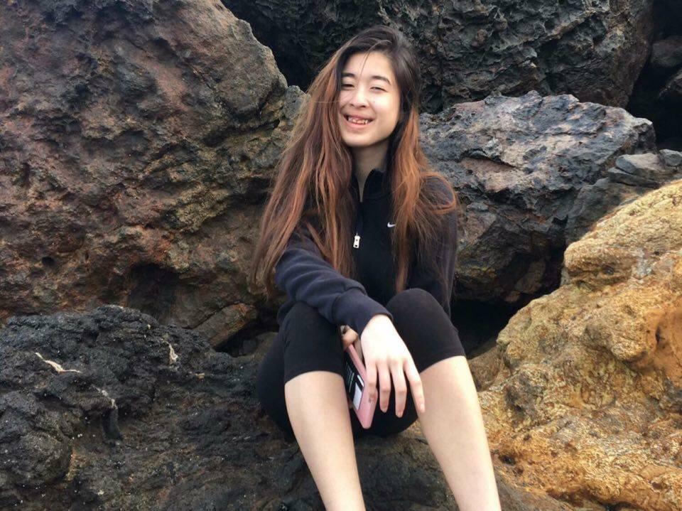 The Global Grid Blogger, Sophia Huynh in Malibu, California, United States