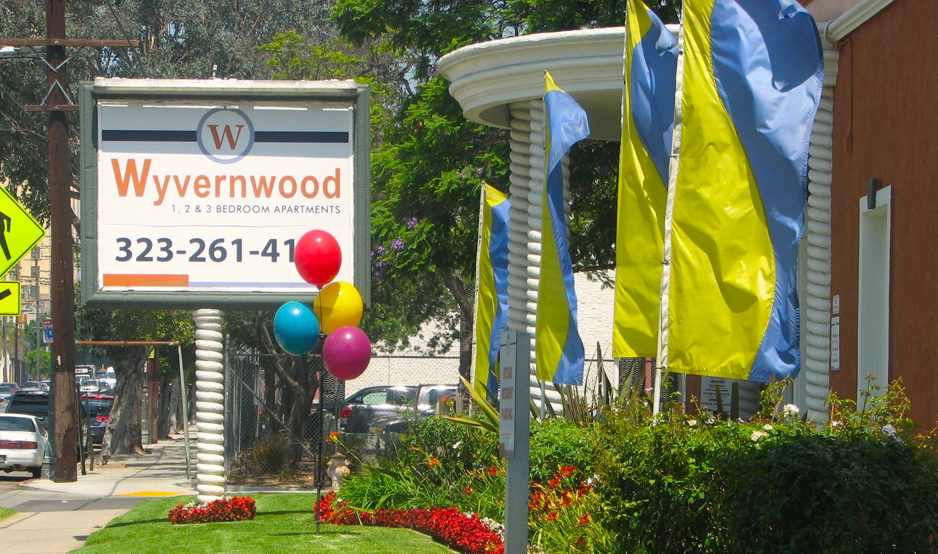 Wyvernwood Apartments, Los Angeles, California, United States