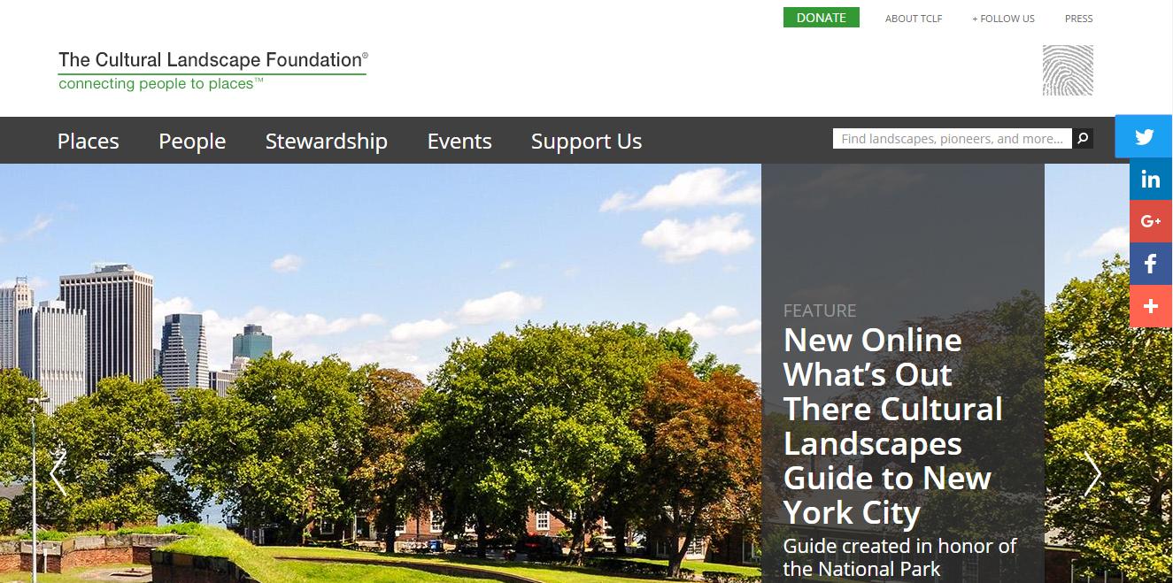 Cultural Landscape Architecture Foundation